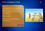 Magic book 2 for the Third Grade-Unit 2-Captain Cook-Μεταφράζω και γράφω σωστά