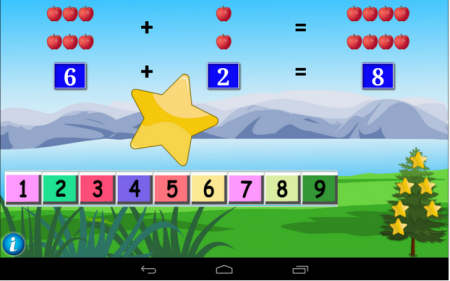Math Addition Game for Kids 1